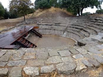 Roman Odeon Troy