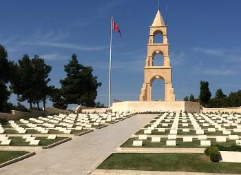 Turkish Cemetery