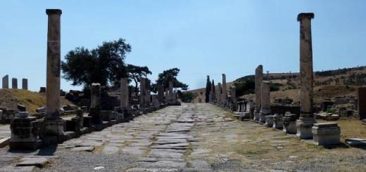 Via Tecta Pergamon