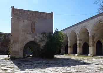 Sultanhani Mosque and arcade