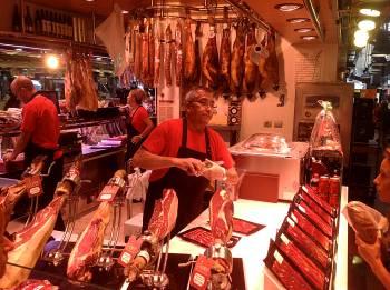 Boqueria meat