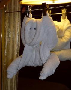 Rotterdam Towel Monkey