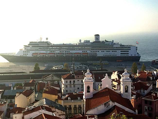 Rotterdam in Lisbon