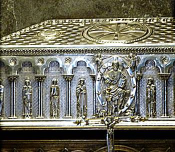 St James' tomb