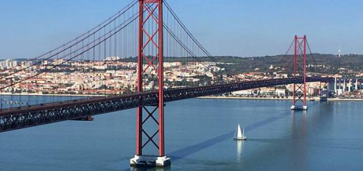 25th April Bridge Lisbon
