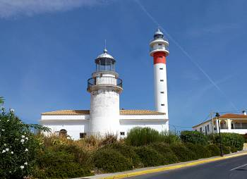 El Rompido lighthouse