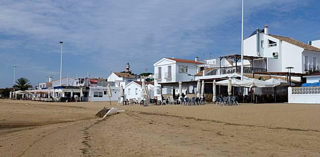 El Rompido village