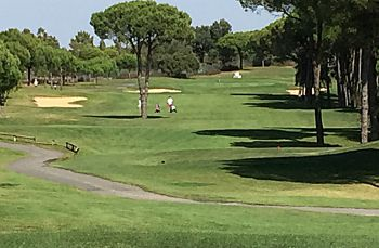 El Rompido Norte 10th Hole
