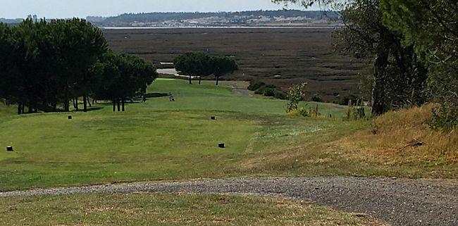 El Rompido Norte and R Piedras marshes