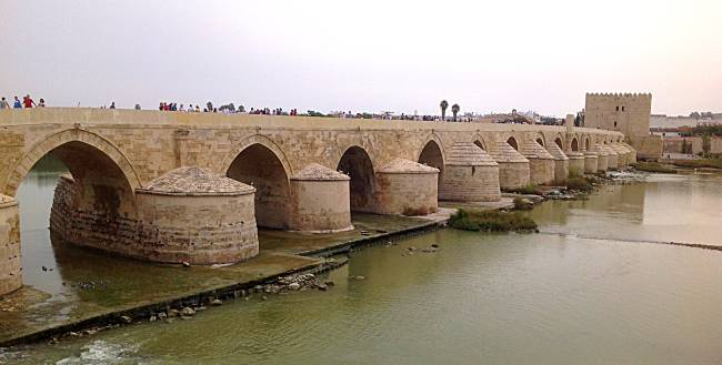 Roman Bridge Cordoba