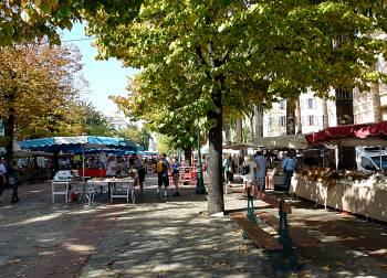 Market, Place Foch