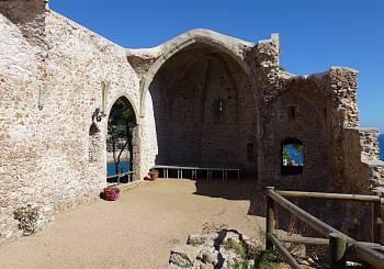 Sant Vicenc ruins