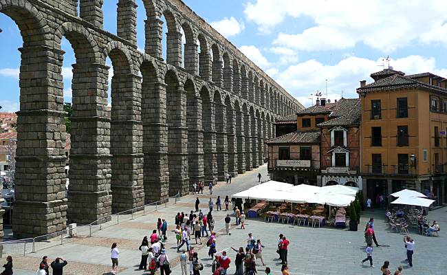 Segovia Acqueduct