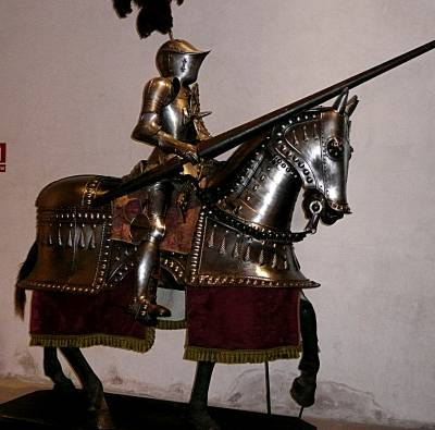 armory Segovia