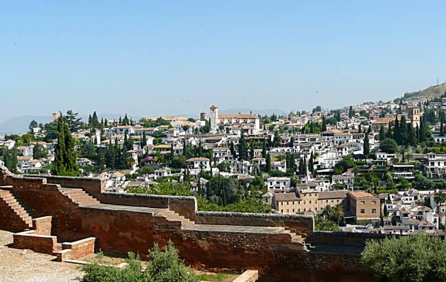 View to San Nicolas