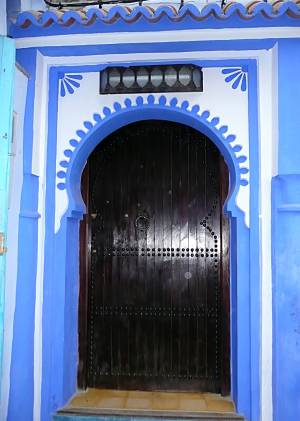 Blue Doorway 2