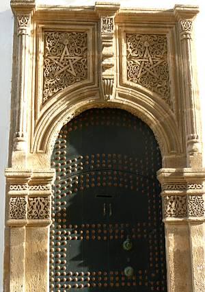 Door Tangier
