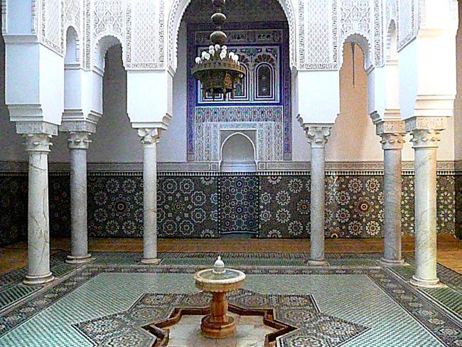 Bou Inania Medersa Meknes