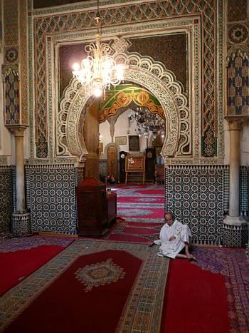 Mosque Fes