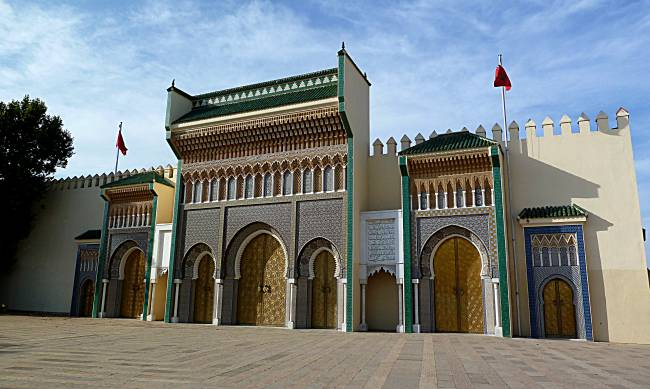 Royal Palace Meknes