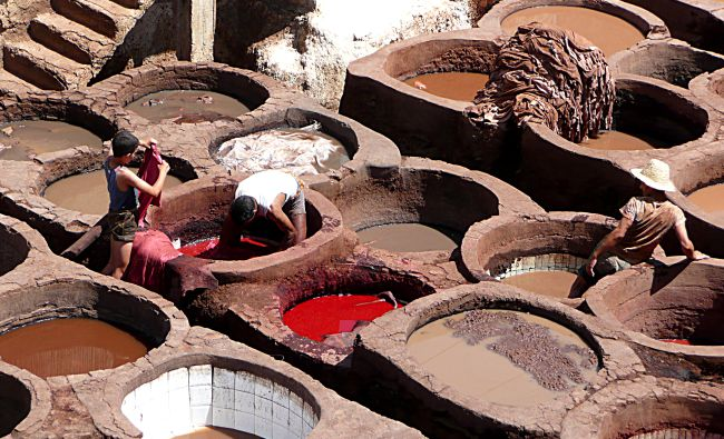 Tannery Vats