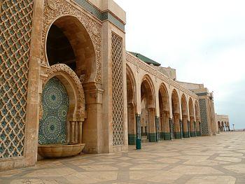 Hassan II Mosque 3