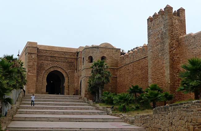 Kasbah of the Oudaias