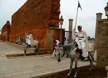 moque ruins Rabat