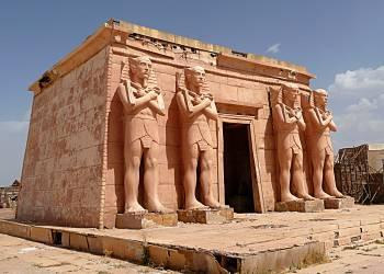 Egyptian set