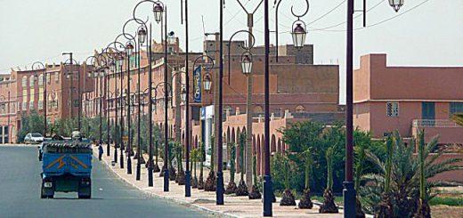 Ouarzazate street