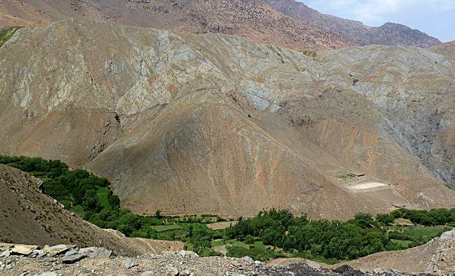 Road to Ouarzazate