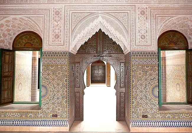 Telouet mosque or medersa